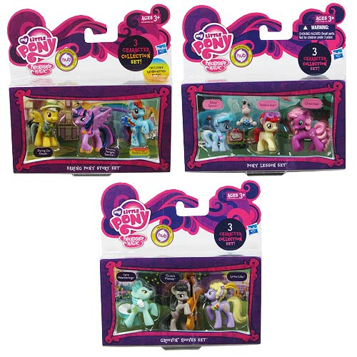 My Little Pony Friendship Is Magic Minis Wave 5 Set