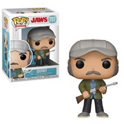 Jaws Quint Pop! Vinyl Figure