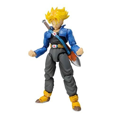 Dragon Ball Z Trunks Premium Color Edition SH Figuarts Action Figure