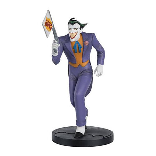 Batman: The Animated Series Special Mega Joker Statue with Collector Magazine #2