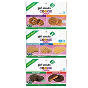 Girl Scouts Deluxe Cookie Refills Kit Case