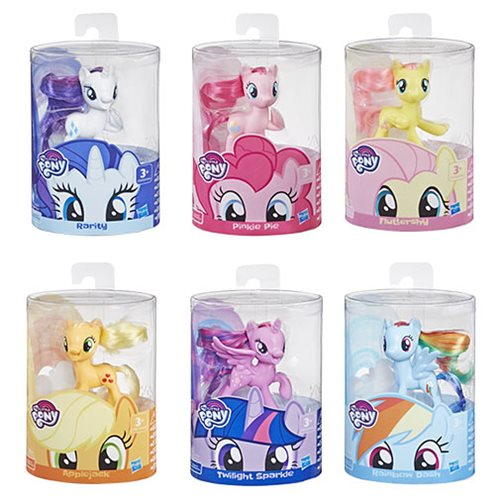 My Little Pony Many Ponies Wave 1 Set