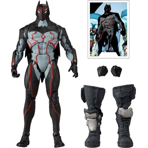 DC Multiverse Collector Wave 3 Last Knight on Earth Omega Action Figure