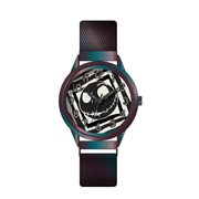 Nightmare Before Christmas Jack Skellington Mesh Band Watch