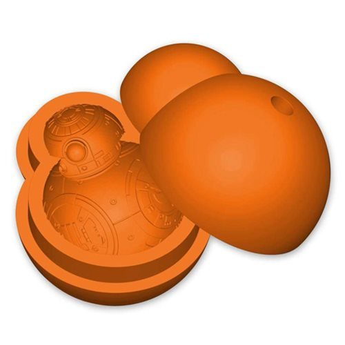 Star Wars: The Force Awakens BB-8 Ice Mold Silicone Tray