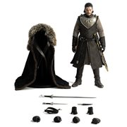 Game of Thrones Jon Snow Season 8 1:6 Scale Action Figure