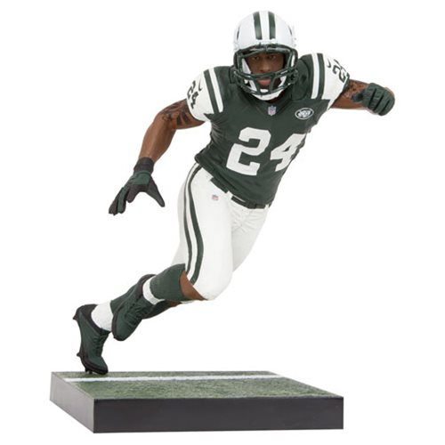 NFL SportsPicks Series 37 Darrelle Revis Action Figure