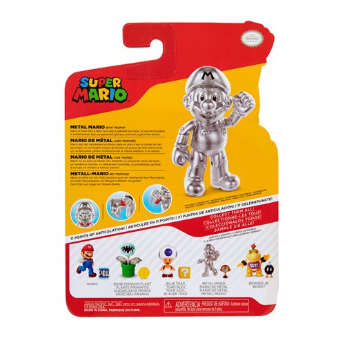 World of Nintendo 4-Inch Action Figures Wave 21 Case
