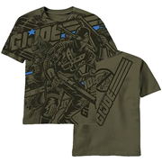 G.I. Joe Heroes Attack T-Shirt