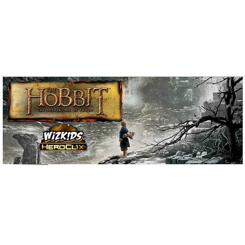 The Hobbit The Desolation of Smaug HeroClix Campaign Starter Pack