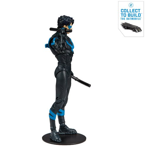 DC Collector Wave 1 Nightwing Better than Batman 7-Inch Action Figure