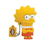 The Simpsons Lisa 8 GB USB Flash Drive