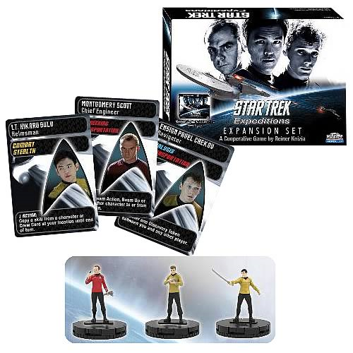 Star Trek Expeditions Expansion Board Game