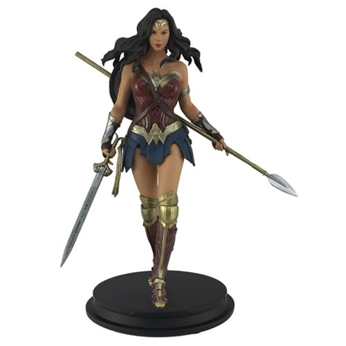 Wonder Woman Movie Standing Statue - Previews Exclusive
