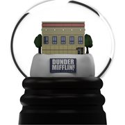 The Office Dunder Mifflin Snowglobe