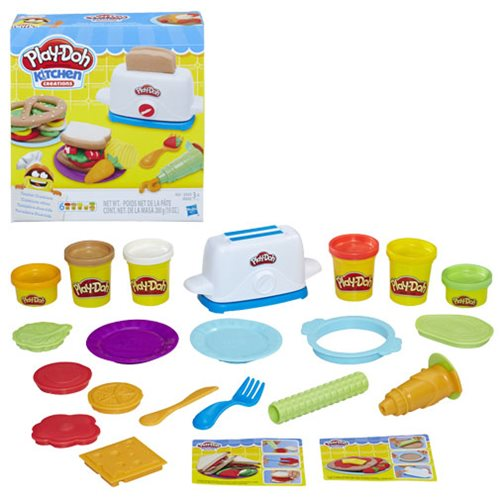 Charmant Play Doh Kitchen Creations Toaster Creations