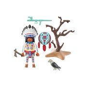 Playmobil 70062 Special Plus Native American Chief Action Figure