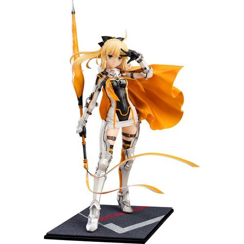 Fate Altria Pendragon: Racing Version 1:7 Scale Statue