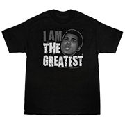 Muhammad Ali I Am The Greatest T-Shirt
