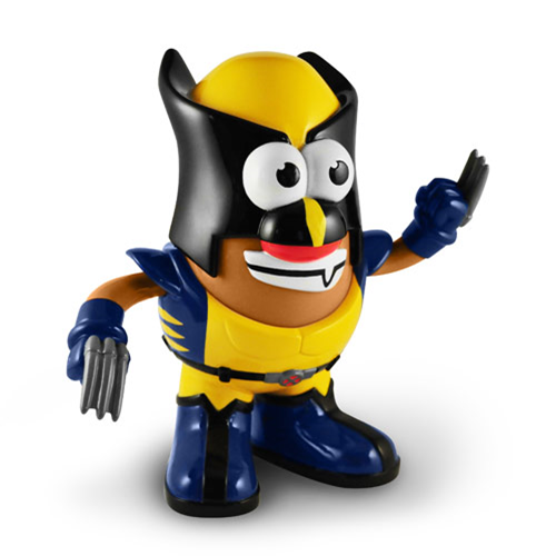 Marvel Comics Wolverine Poptaters Mr. Potato Head