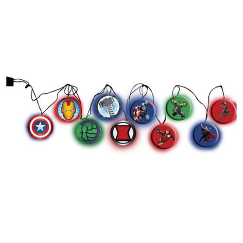 Avengers String Lights