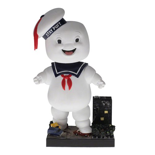 Ghostbusters Stay Puft Classic Bobblehead