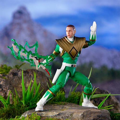 Power Rangers Lightning Collection Green Ranger vs. Putty Patrol 6-Inch Action Figures