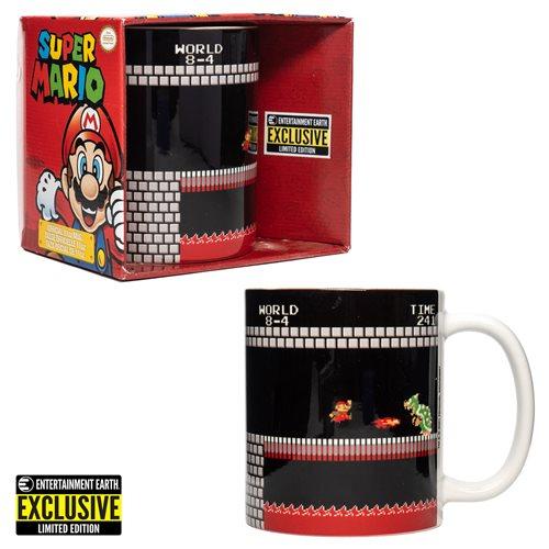 Super Mario Bros. World 8-4 Mug - EE Exclusive
