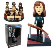 Star Trek: The Next Generation Doctor Crusher Build-a-Bridge Deluxe Bobble Head 5 of 8
