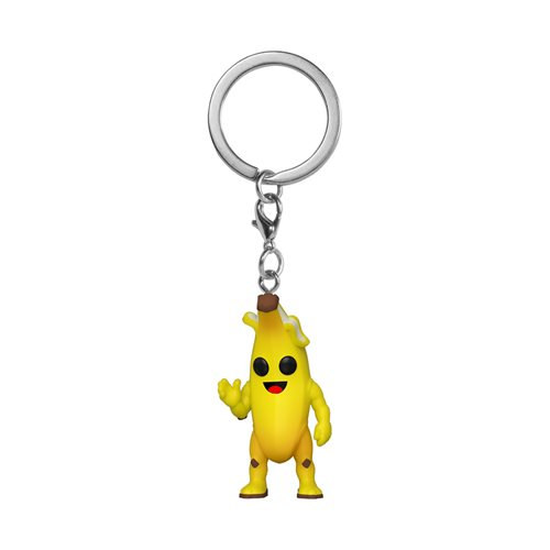 Fortnite Peely Pocket Pop! Key Chain