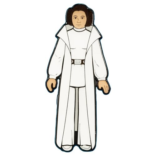Star Wars Vintage Action Figure Princess Leia Organa Pin - Exclusive