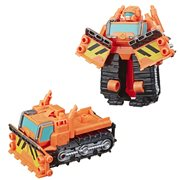 Transformers Rescue Bots Academy Plow Wedge, Not Mint