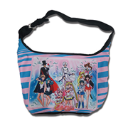 Sailor Moon Sailor Soldiers and Tuxedo Mask Messenger Bag