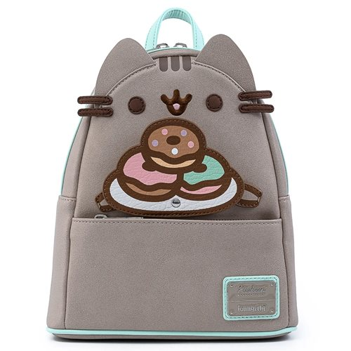 Pusheen Plate-O-Donuts Cosplay Mini-Backpack