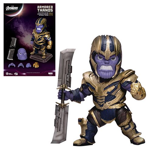 Avengers: Endgame Armored Thanos EAA-079 Action Figure - Previews Exclusive