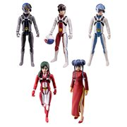 Robotech Poseable 4-Inch Action Figure Set