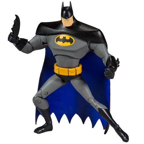 DC Animated Wave 1 Batman: The Animated Series 7-Inch Action Figure