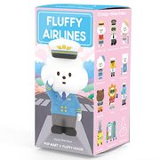Fluffy White Cloud Series 5 Airlines Mini-Figure Blind Box