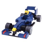 Formula Car Nanoblock Constructible Figure