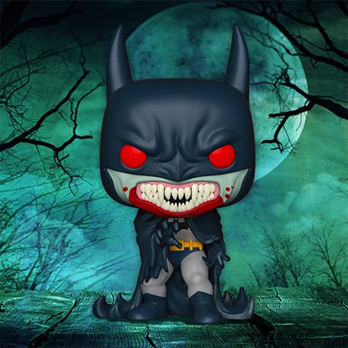 Batman Red Rain Batman 1991 80th Anniversary Pop! Vinyl Figure