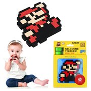 Nintendo 8-Bit Super Mario Hand Held Teether