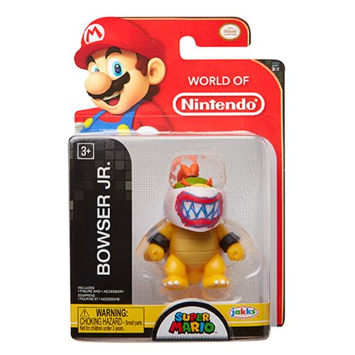 Nintendo 2 1/2-Inch Mini-Figure Wave 17 Case