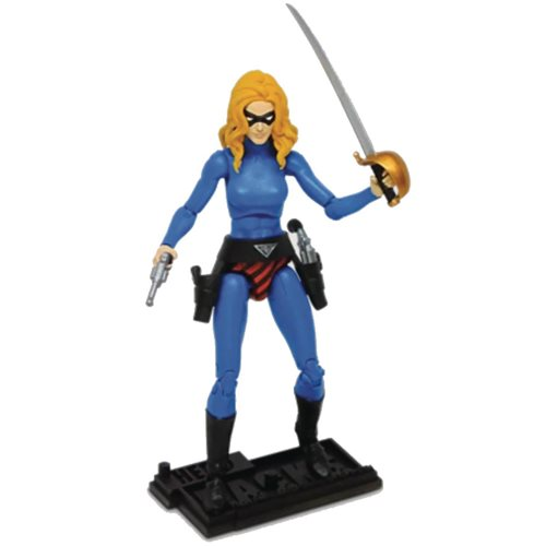 The Phantom Julie Walker Hero H.A.C.K.S. Wave 1 Action Figure