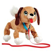 Peppy Pets Brown Pup Plush