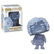 Harry Potter Nearly Headless Nick Blue Translucent Pop! Vinyl Figure #62
