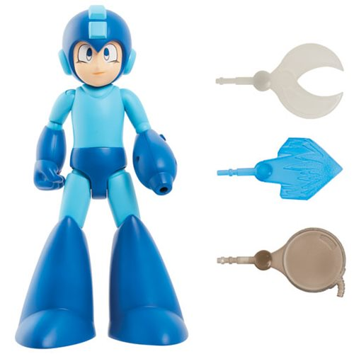Mega Man Classic Deluxe Action Figure
