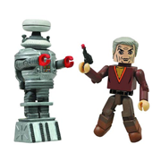 Lost in Space Dr. Smith and B9 Minimates 2-Pack