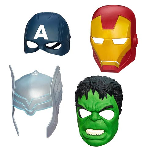 Avengers: Age of Ultron Hero Masks Wave 1 Case