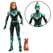 Captain Marvel Movie Select Action Figure