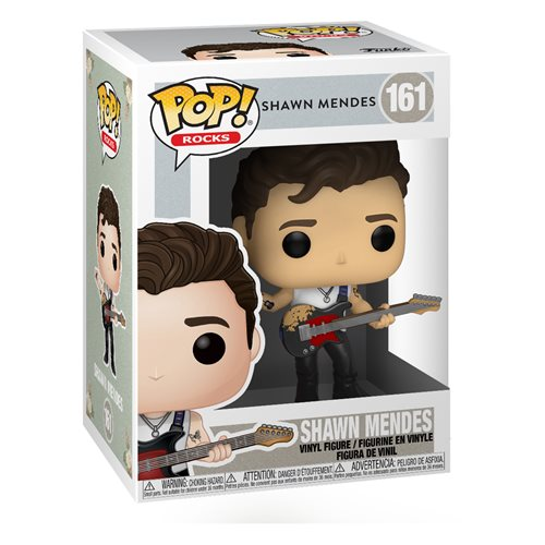 Shawn Mendes Pop! Vinyl Figure